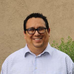 David Dominguez headshot