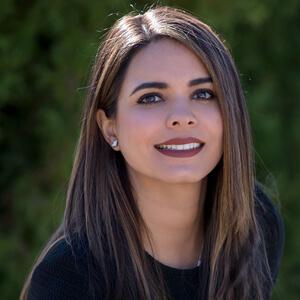 Renee Ortega headshot